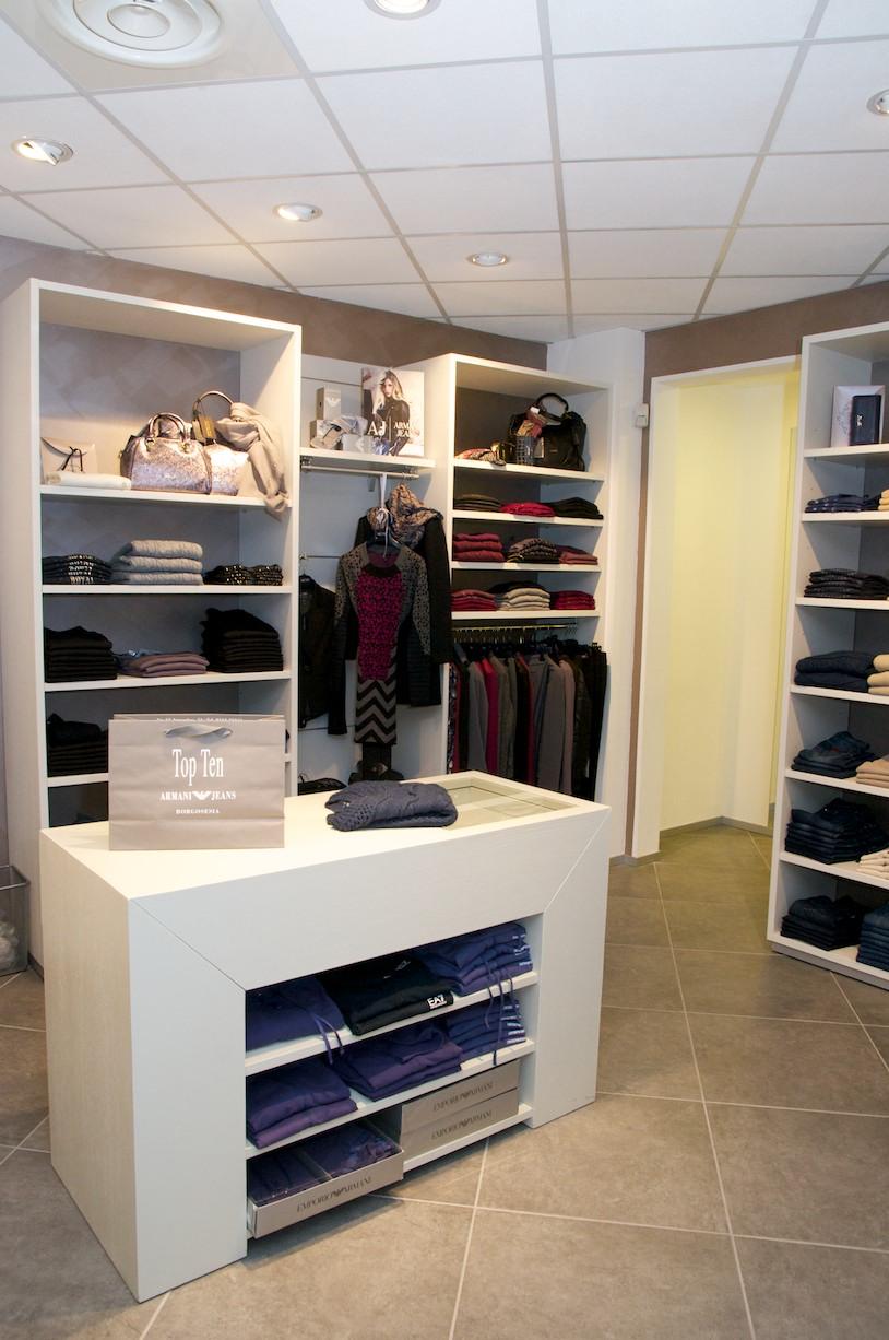 Terdesign arredamento negozi shop design for Negozi arredamento vercelli