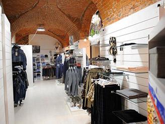 ideazione progettazione e realizzazione negozi