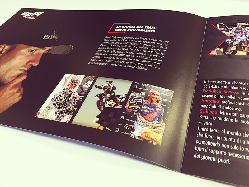 Dp19 Racing Team Brochure