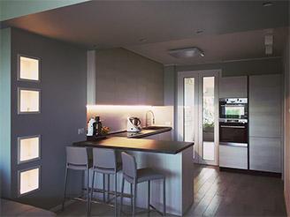 Ideazione progettazione e realizzazione interni di abitazioni for Progettazioni interni