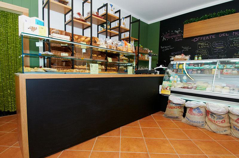 La casa del pane panetteria e alimentari quarona for Negozi arredamento casa