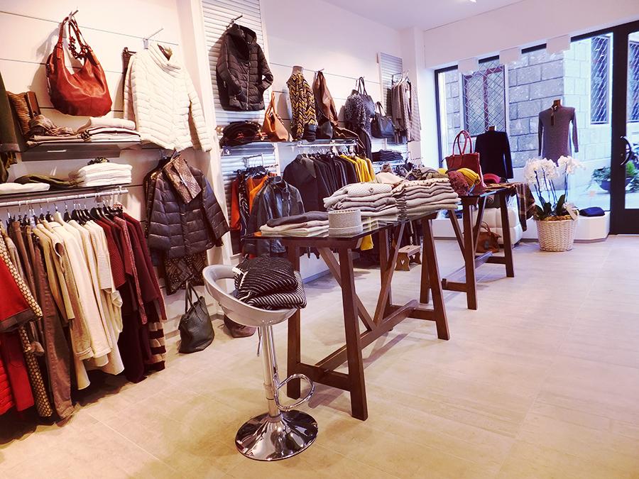 Ideazione progettazione e realizzazione negozi for Negozi design