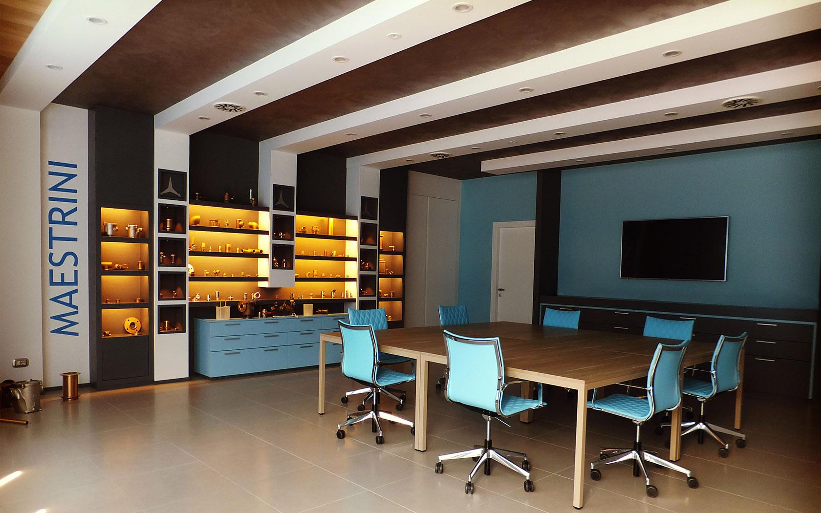 Terdesign studio di progettazione di interni interior design for Aziende arredamento