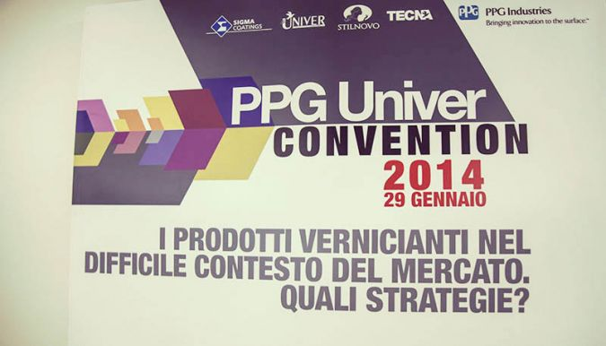 stand fiera convention PPG univer 2014 07